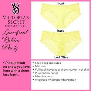 Victoria's Secret Panty Lace~Front Bikini 💫💞